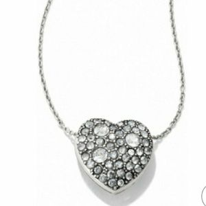 Anatolia Reversible Heart Necklace